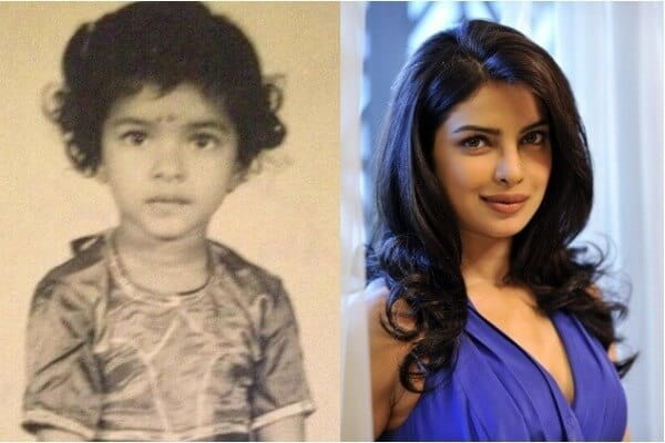 Priyanka Chopra's Childhood Picture