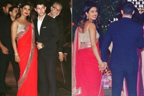 Priyanka Chopra with Boyfriend Nick Jonas
