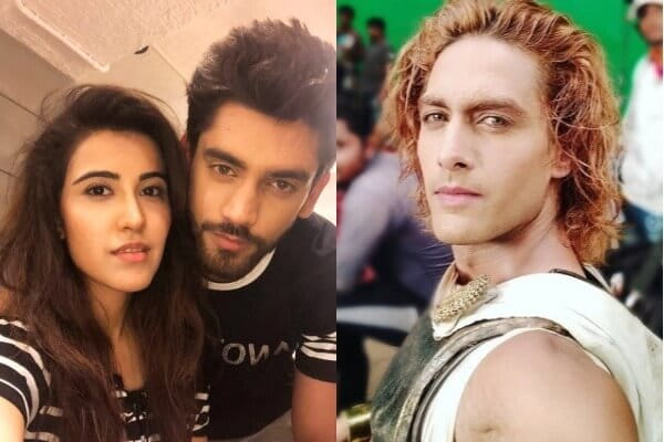 Porus, Rohit Purohit, girlfriend