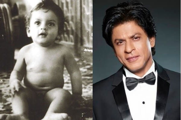 Shahrukh Khan's Childhood Picture