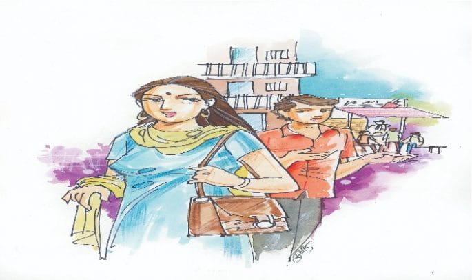 Short Story, Atmatripti, short story, hindi kahani