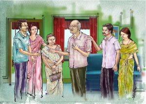 Short Story, Jeevan Sandhya, kahani