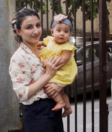 Baby of Soha Ali Khan