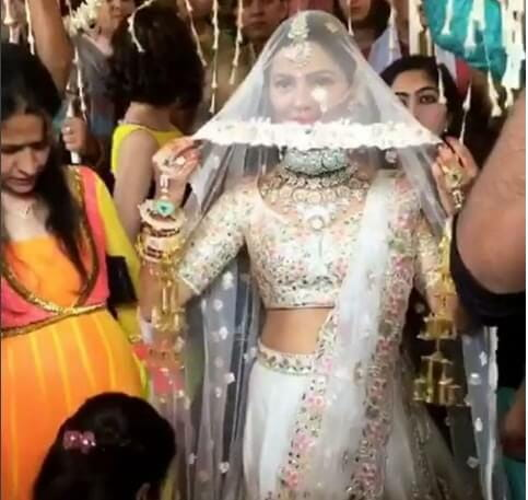 Rubina Dilaik Wedding