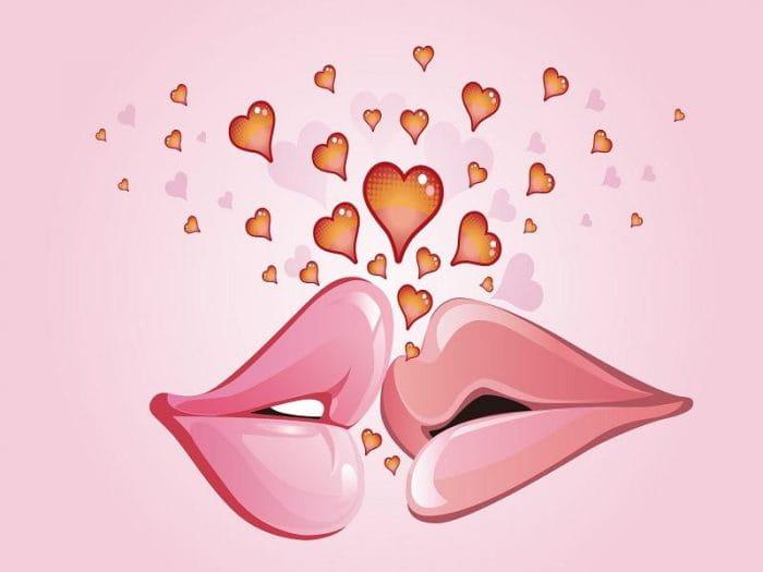 Pahla Affair, Mohabbat, love story