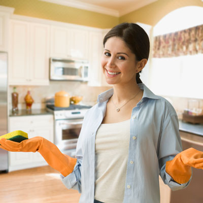 हेल्दी किचन के लिए 31 होममेड क्लीनिंग सोल्यूशन्स (31 Easy Homemade Cleaning Solution For Healthy Kitchen)