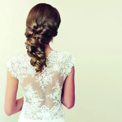 Hairstyle for Perfect Evening