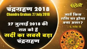 Chandra Grahan 2018