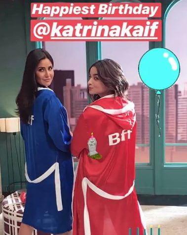 Katrina Kaif's Birthday