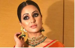 Hina Khan, indian tv actress