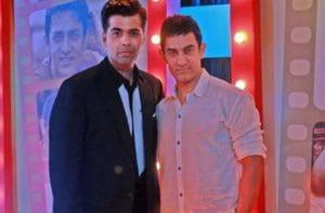 Aamir Khan & Karan Johar