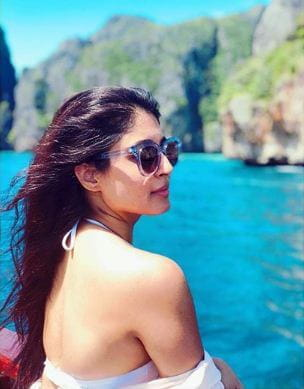 Kritika Kamra in Hot Bikini