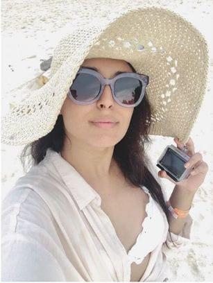 Kritika Kamra in Hot Bikini