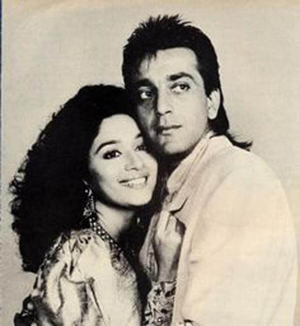 Old Family Pic of Sanjay Dutt