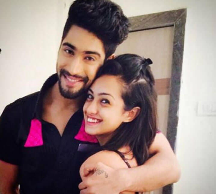 Abigail Pandey and Sanam Johar