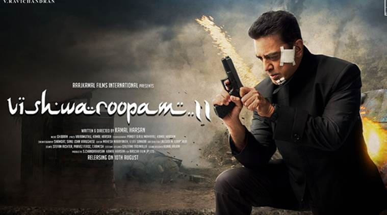 Vishwaroopam 2 Movie
