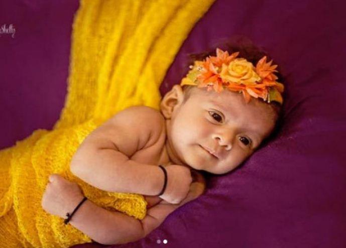 Jasveer Kaur's Baby