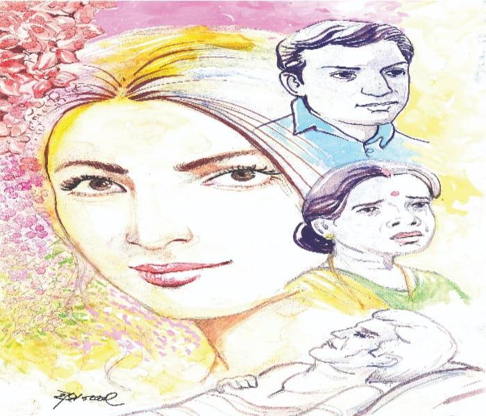 कहानी- गुलमोहर और बोगनवेलिया 1 (Story Series- Gulmohar Aur Boganveliya 1)