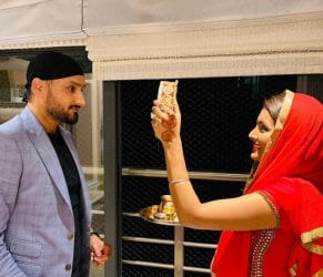 Celebrities Karwa Chauth