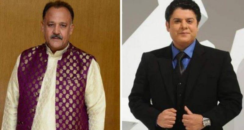 Alok Nath And Sajid Khan
