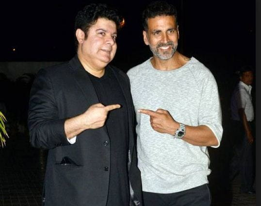 Akshay Kumar and Shajid Khan