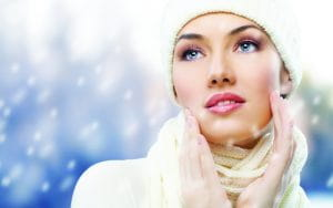 Get Rid Of Chapped Lips In Winter