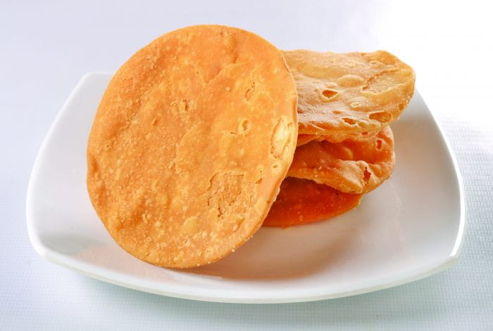 Cheese Papdi