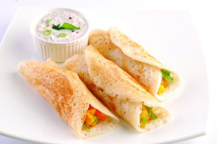 Cheese Chilli Dosa