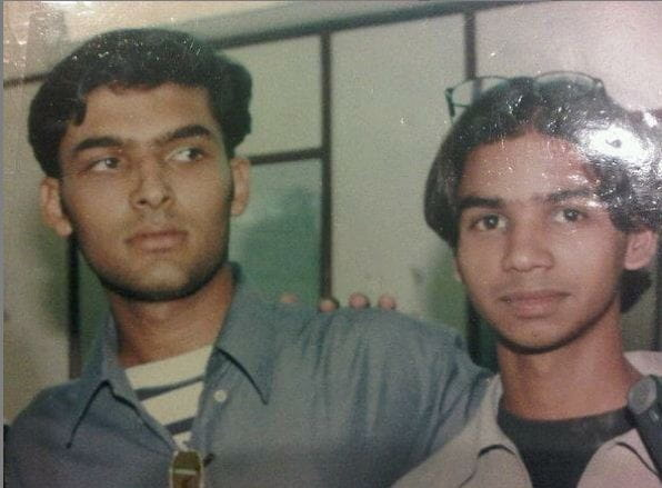 Kapil Sharma Old Pic