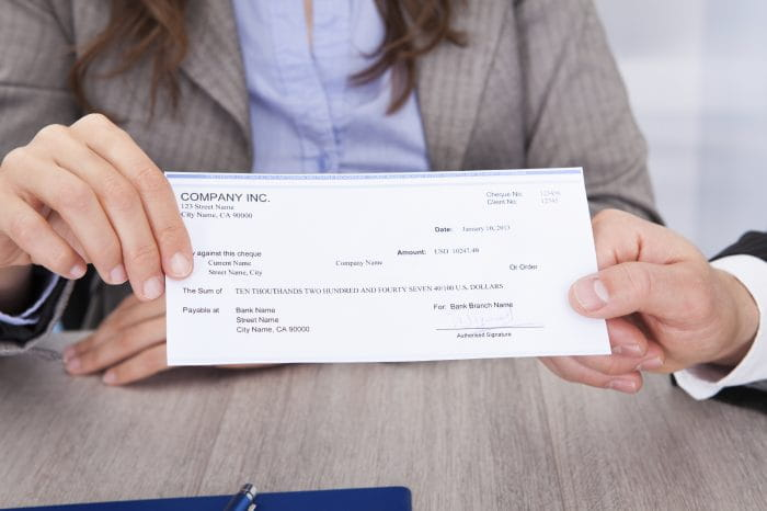 Cheque Transactions