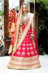 Punjabi Bride Dresses