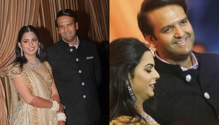 isha Ambani's Reception