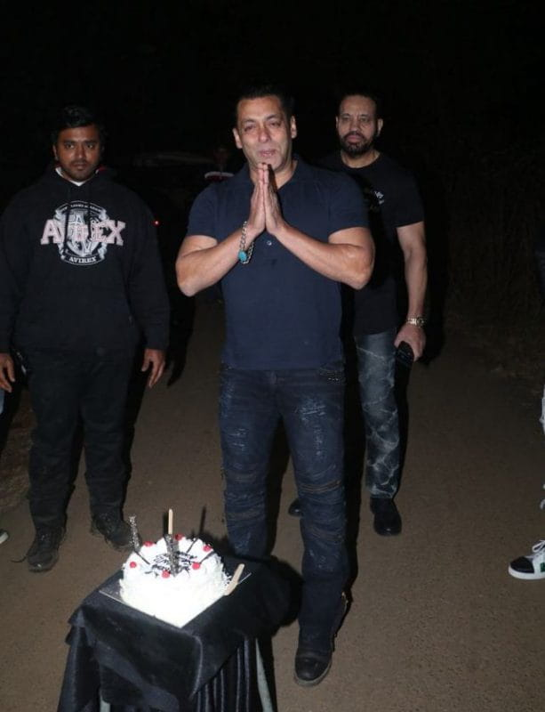 Salman Khan's birthday party