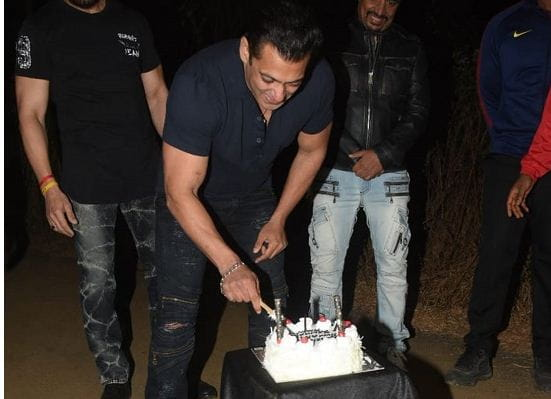Salman Khan's birthday bash