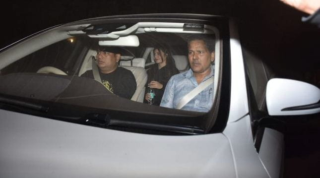 Salman's birthday bash