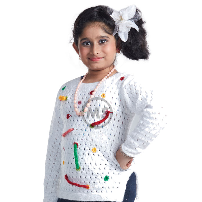 Trendy Kids Sweater Designs
