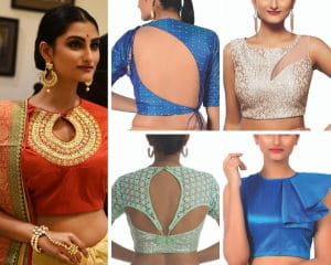 Latest Blouse Designs