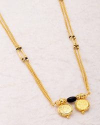 Holy Coin Design Mangalsutra