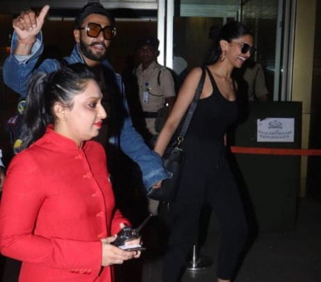 Deepveer Honeymoon