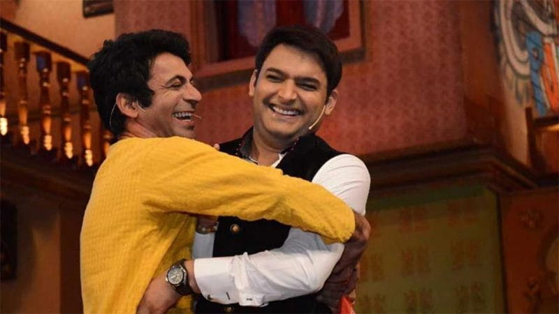 Kapil Sharma and Sunil Grover Back