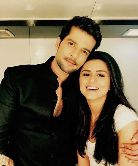Ridhi Dogra And Raqesh Bapat