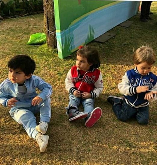 Karan Johar Kids Birthday