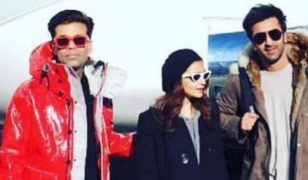 Ranbir Kapoor-Alia Bhatt