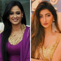 Shweta Tiwari and Palak Tiwari