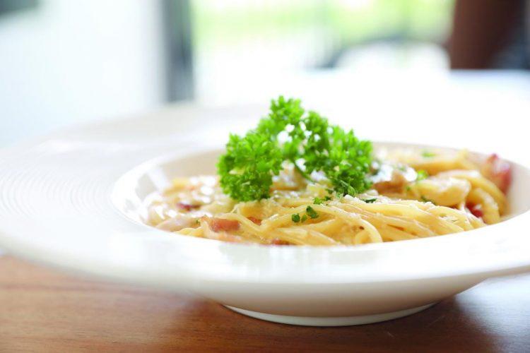 Alfredo Spaghetti Pasta