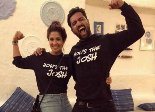 Vicky Kaushal Breakup With Harleen Sethi