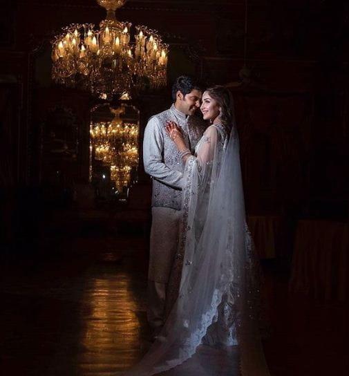 Sayyeshaa Saigal Wedding
