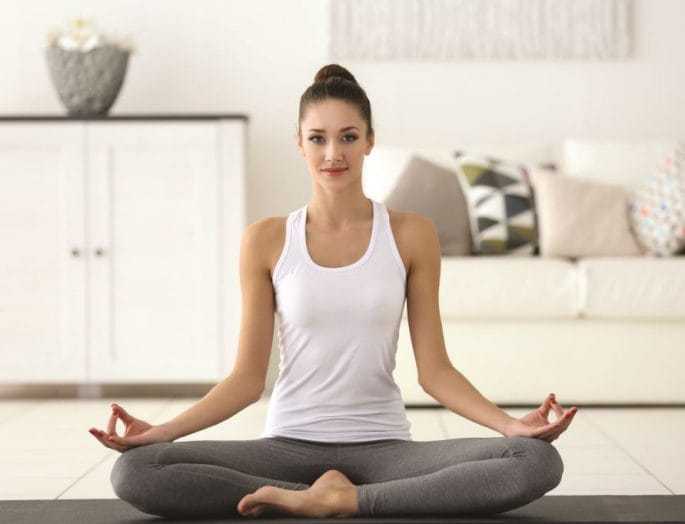 Yoga For Healthy And Glowing Skin