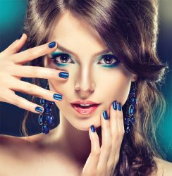 Eye Makeup With Contact Lenses