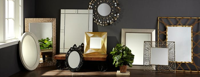Home Decor With Mirrors